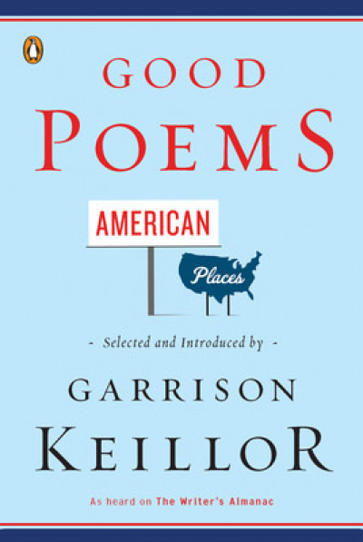Good Poems: American Places — 2011
