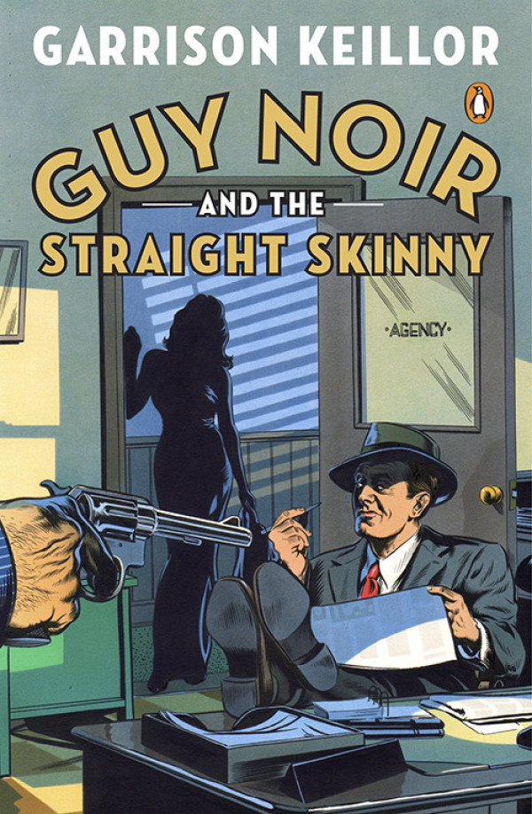 Guy Noir and the Straight Skinny — 2012
