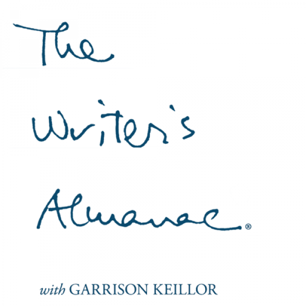 The Writer's Almanac for April 1, 2019